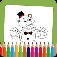 coloring book at five nights gameskip
