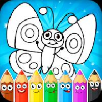 coloring kids - drawing colors gameskip