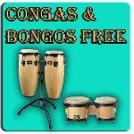congas and bongos gameskip