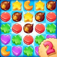 cookie crush 2 - match adventure gameskip