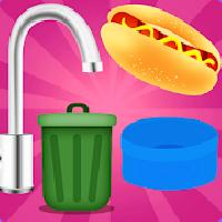 cooking and washing dishes game gameskip