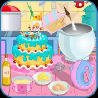cooking celebration cake gameskip