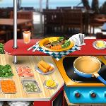 cooking chef food game gameskip