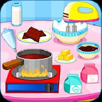 cooking chocolate cake gameskip