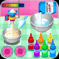 cooking colorful cupcakes gameskip