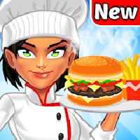 cooking games for girls - burger chef and food fever gameskip