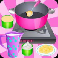 cooking games ice cream banana gameskip