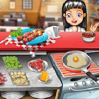cooking stand restaurant game gameskip