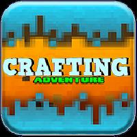 craft and build : cubes world gameskip