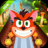 crash insane bandi rush gameskip
