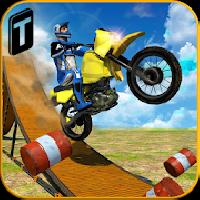 crazy bike stunts 3d gameskip