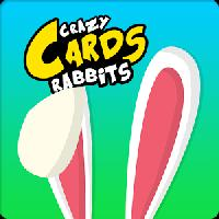 crazy cards rabbits rush gameskip