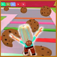 crazy cookie the robloxe swirl : dolls adventures gameskip