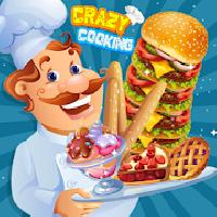 crazy cooking gameskip