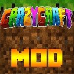 crazy craft mod : ultimate gameskip