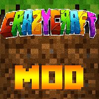 crazy craft mod : ultimate