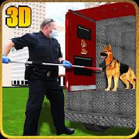 crazy dog animal transport 3d gameskip
