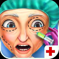 crazy granny plastic surgery gameskip