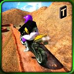 crazy offroad hill biker 3d gameskip