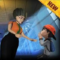 crazy scary school teacher game : evil teacher 3d gameskip