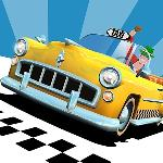 crazy taxi city rush gameskip