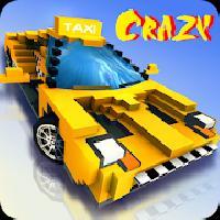 crazy taxi driver: american blocky cab