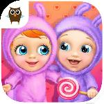 crazy twins baby house gameskip