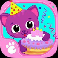 cute and tiny birthday - baby pet party gameskip