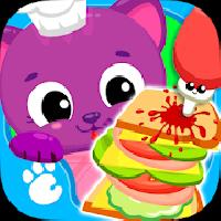 cute and tiny sandwiches - quick lunch for baby pets gameskip