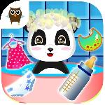 cute baby panda - daycare gameskip