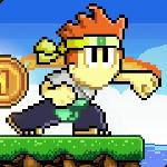 dan the man: action platformer gameskip