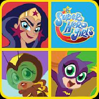 dc super hero girls gameskip