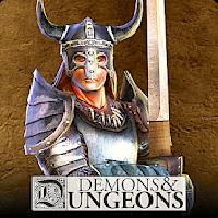 demons and dungeons (action rpg) gameskip