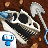 dino quest - dinosaur dig game gameskip