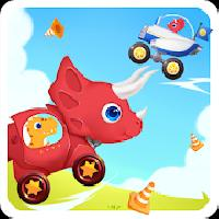 dinosaur smash: bumper cars gameskip