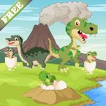 dinosaurs game for toddlers gameskip