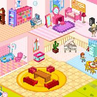doll house decoration gameskip
