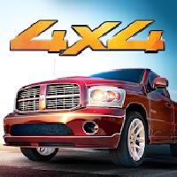 drag racing 4x4 gameskip