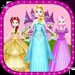 dress up: princess girl gameskip