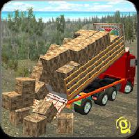 drive wood transporter truck gameskip