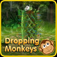 dropping monkeys 3d board game gameskip
