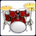 drum solo: rock gameskip