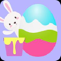 easter egg paint 3d for kids