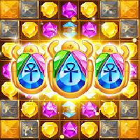 egypt puzzle diamond gameskip