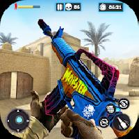 encounter strike gun : fps shooting games gameskip