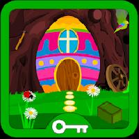 escape egg house gameskip