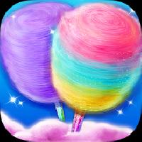 fair food - sweet cotton candy gameskip
