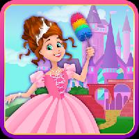 fairytale queen castle cleanup gameskip