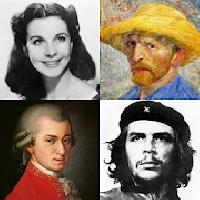 famous people - history quiz gameskip