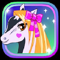 fancy pony - dress up game